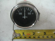 Commercial Semi Truck Gauge For Amps Unknown Brand Part Number 888cl Amp Gauge