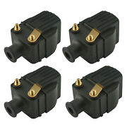 4 Pack Mercury Ignition Coil Sportjet 175/210 And 3-225 Hp Outboard 339-832757a4