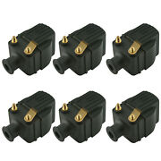 6 Pack Mercury Ignition Coil Sportjet 175/210 And 3-225 Hp Outboard 339-832757a4