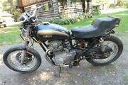 77 Yamaha Xs650 Xs650d Complete Engine Only No Carbs/intakes/exhaust Usa Only