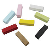 Colorful Kraft Paper Lipstick Paperboard Packaging Box For Cosmetic Bottle Pack