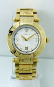 Versace Womenand039s 68q70d498 S070 Reve 68q Mother-of-pearl Dial Bracelet Watch
