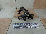 Stock Triple Tree Clamp 1974 Yamaha Rd250 Classic/vintage Motorcycle Parts Bike