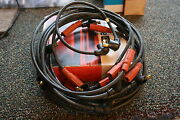 Nos Boss 351 Mustang Autolite Sipcon Spark Plug Wires Dated 4d0 And 1d1