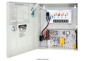 Power Box, 12v Dc, 4ch, 110v Ac Input, Surge Protected, Regulated And Filtered,