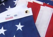 Valley Forge Us American Flag 4and039x6and039 Best Cotton -commercial/heirloom Grade Usa