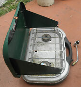 Camperand039s Coleman Portable Table Top Gas Cooker Stove 0101010