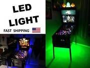 Theatre Of Magic Pinball Machine Mod Color Changing Led Light Kit Part W/ Remote