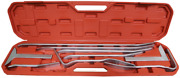 9 Piece Heavy-duty Body Spoon And Pry Bar Set Tande Tools 4700