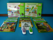 Leap Frog Tag Learning Systems 2 Of Plus 8 Books 2 Styli All Excellent Condition