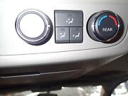08 09 10 11 12 13 14 15 Armada 3rd Row Heat A/c Controller Roof Console Mounted