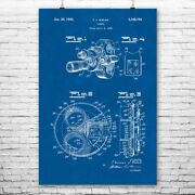 Bell And Howell Movie Camera Poster Print Hollywood Decor Camera Art Actor Gift