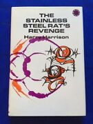 The Stainless Steel Ratand039s Revenge - First Edition By Harry Harrison