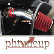 Red Air Intake Kit Fit Toyota 2007-2011 Camry / 2009-2015 Venza 3.5l V6