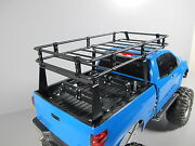 New Metal Rear Cargo Bed Roof Rack For Toy Tamiya R/c 1/10 Toyota Tundra Truck