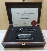 Bachmann 31-710 Limited Edition 250 Pieces Of Hartebeeste Cert. 146 Oo Scale