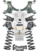 Chevy Silverado 1988 - 1998 Extended Cab 3/4 Drop Lowering Kit C1500 Belltech