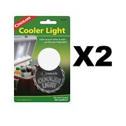 Coghlanand039s Cooler Light Led Auto-on Lamp For Toolbox Ice Chest Tacklebox 2-pack