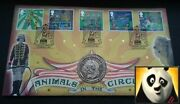 2001 Sierra Leone The Big Five Lion 1 One Dollar Coin First Day Cover + Coa