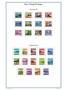 Jersey 2020 Full Colour Illustrated Stamp Album Pages 388 Pdf Dl.