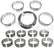 Clevite Rod And Main Bearings Chevy 4.8 5.3 5.7 6.0 6.2 Vortec 1999-2013 Std Size