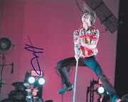 Matt Shultz Signed Autographed 8x10 Photo Lead Singer Of Cage The Elephant A
