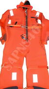 Unitor -aquata Aro V40-185 Solas Immersion Suit With Head Pillow 195cm 05