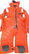 Unitor -aquata Aro V40-165 Solas Immersion Suit With Head Pillow 175 Cm 05