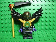 Lego New Rawzom Minifig Legends Of Chima 70006 With Weapon