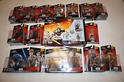 New Disney Infinity 3.0 Star Wars Set Of 17 Figures, 4 Discs And Choice Xbox Ps3 4