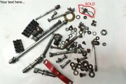 1968 Sears Allstate Sabre Puch 50cc Misc Wiring Bolts Body Brake Shocks