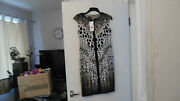 Gerry Weber Klieder California Dress With A Fashionable Pattern Size Uk 10 £140