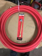 Eco Air Meter Hose Measures 20 Foot Long With Air Chuck Red Or Black