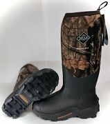 Muck Woody Max Wdm-moct Cold Weather Camo Premium Hunting Boots 8,9,10,11,12,13