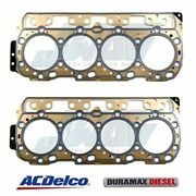 2001-2016 Gm Duramax 6.6l Oem Grace C Right And Left Side Cylinder Head Gaskets