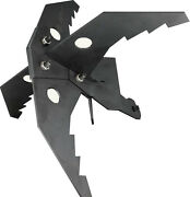 Scorpion Knives Pg-1 Perry Mcgee Grappling Hook Black Free Shipping New