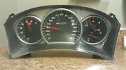 Speedometer Grand Prix 2005 Gxp 5.3l Only Oem Tested Chip By Lower Corner/lens