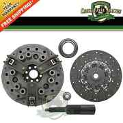 Ckfd05 Clutch Kit For Ford Tractor 2000 3000 2600 3600 2310 2610 2810 2910+