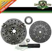 Ckfd06 Clutch Kit For Ford Tractor 2000, 3000, 2600, 3600, 2310, 2610 2810 2910+