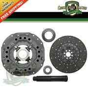 Ckfd13 Clutch Kit For Ford Tractor 5000 5100 5200 7000 7100 7200 5600 6600 7600+