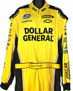 Matt Kenseth Nascar Early Dollar Crew Suit Very Heavy And Colourful Not F1