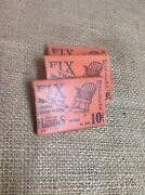 Antique Fix That Holdems Aandf Ny Lot Of 3 Chair Repair Advertising