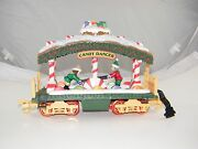 New Bright Holiday 386 Candy Dancer Car  383, 384, 385, 386, 387, Nice