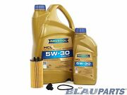 Oil Change Kit - Compatible With 2014-16 Mini Cooper F55-57 Chassis - 2.0l 5w30
