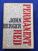 Permanent Red - First Editio By John Berger - Second Book