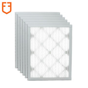Filters Fast 1 Home Air Filters Merv 8 - Case Of 6 Filters Made In America