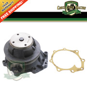 Fapn8a513gg New Water Pump, Single Pulley For Ford Tractor 2000, 3000, 4000+