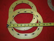 Inspection Plate Rings W Nutplate Surplus Grumman Tiger Production For 7x9andrdquo Plat