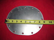 Inspection Plate Surplus Grumman Tiger Production 7x9andrdquo Plate Dimpled And Beveled