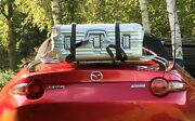 Mazda Mx-5 Nd Luggage Rack | Mk4 | Roadster | Boot | Carrier | Tailor Made Mx5